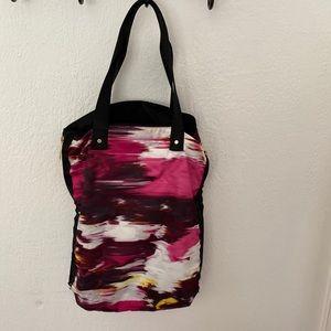 Lululemon gym bag tote bag like new condition